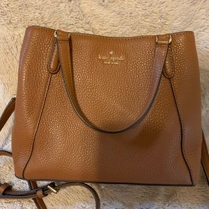 EUC Kate Spade satchel and crossbody